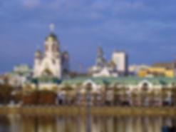 Lugares que ver en Ekaterimburgo