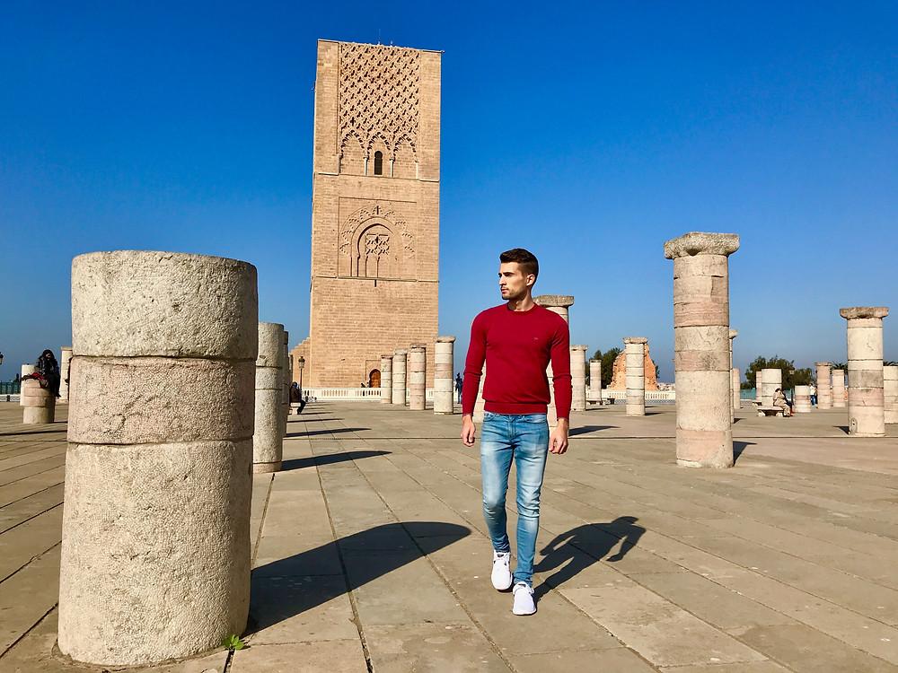 Torre Hassan II