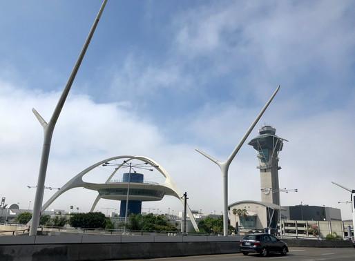 Guía para sobrevivir al aeropuerto de L.A.