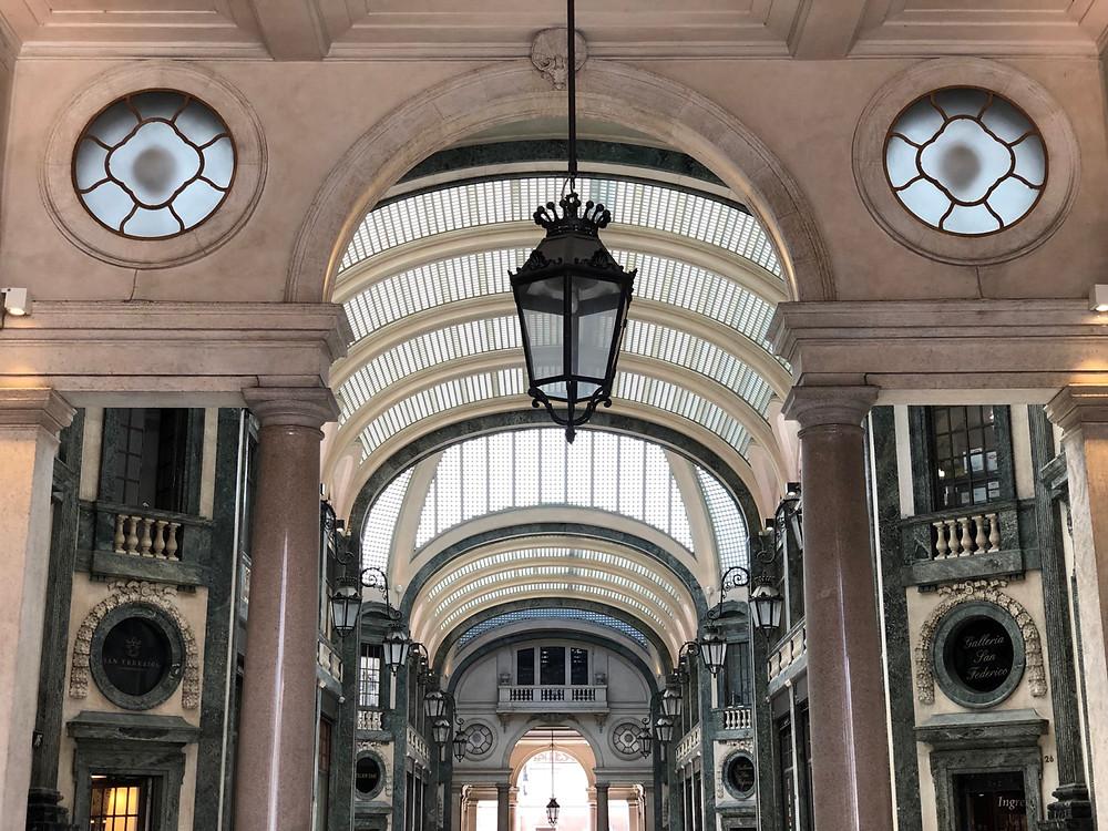 Estacion Torino Porta Nuova