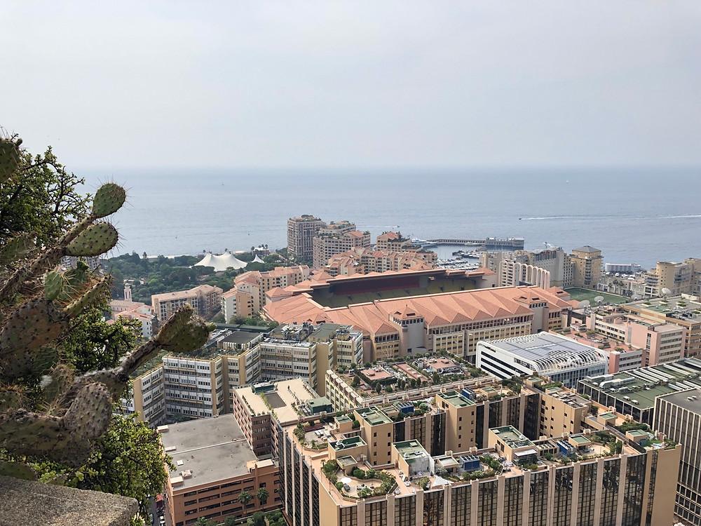 Estadio Luis II de Monaco
