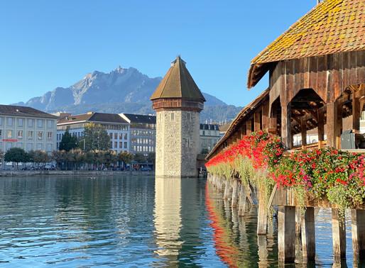 Lucerna, el corazón de Suiza