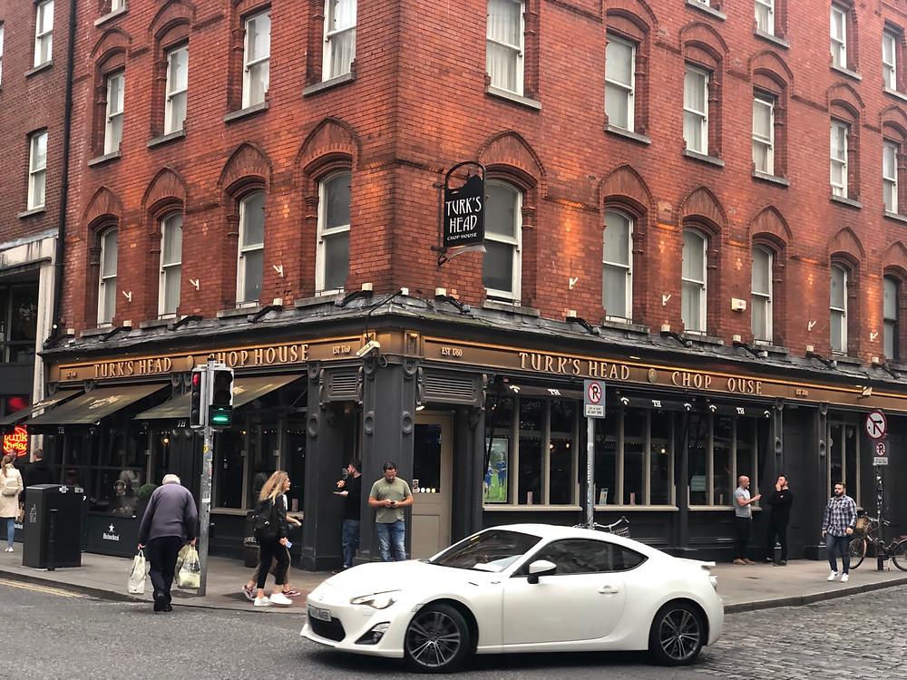 Temple Bar Irlanda