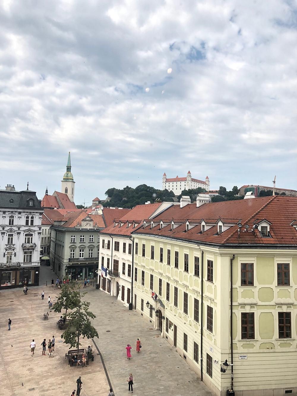 Terraza Torre Ayuntamiento