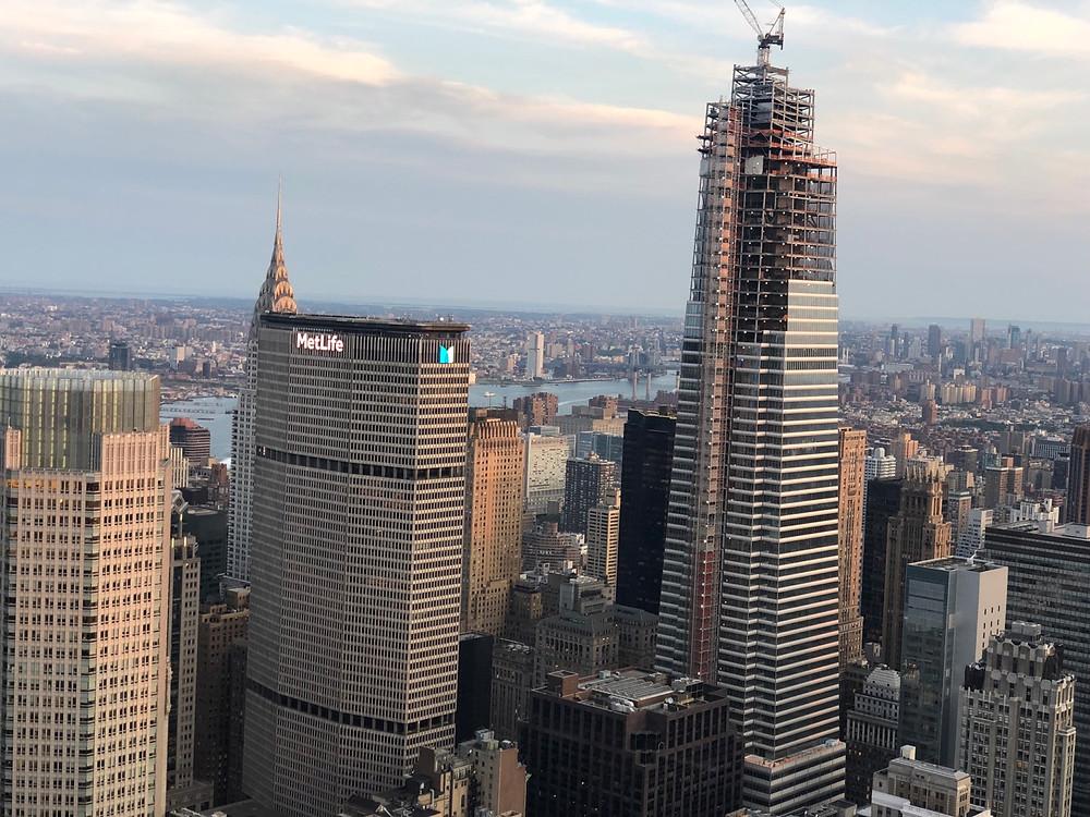 Mejores miradores de Nueva York