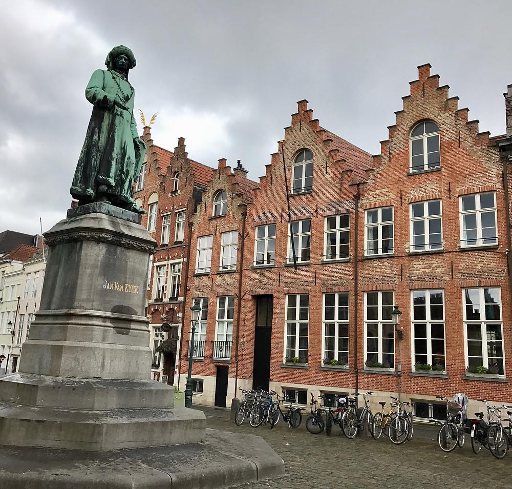Jan Van Eyck Brujas