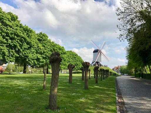 Brujas, la perla de Flandes