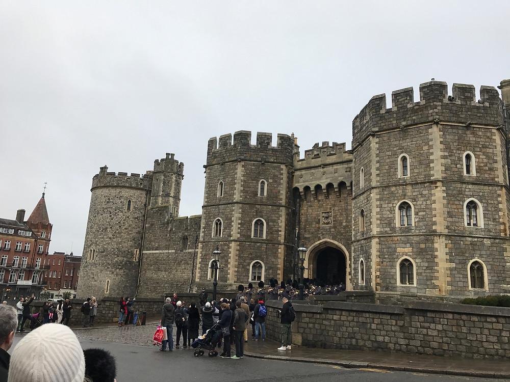 Entrada Castillo Windsor