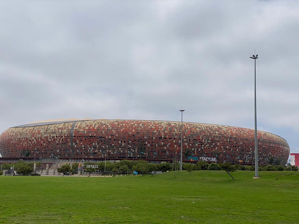 JNB Soccer City Stadium