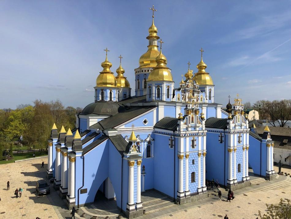 Monasterio-San-Miguel-Kiev