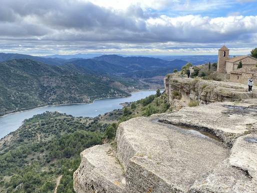 Siurana, un pueblo de vértigo en Tarragona