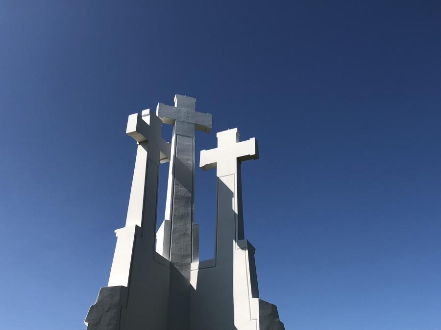 Las Tres Cruces Católicas de Vilna