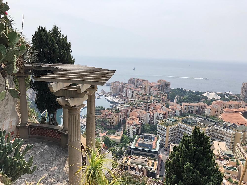 Panoramica de Monaco