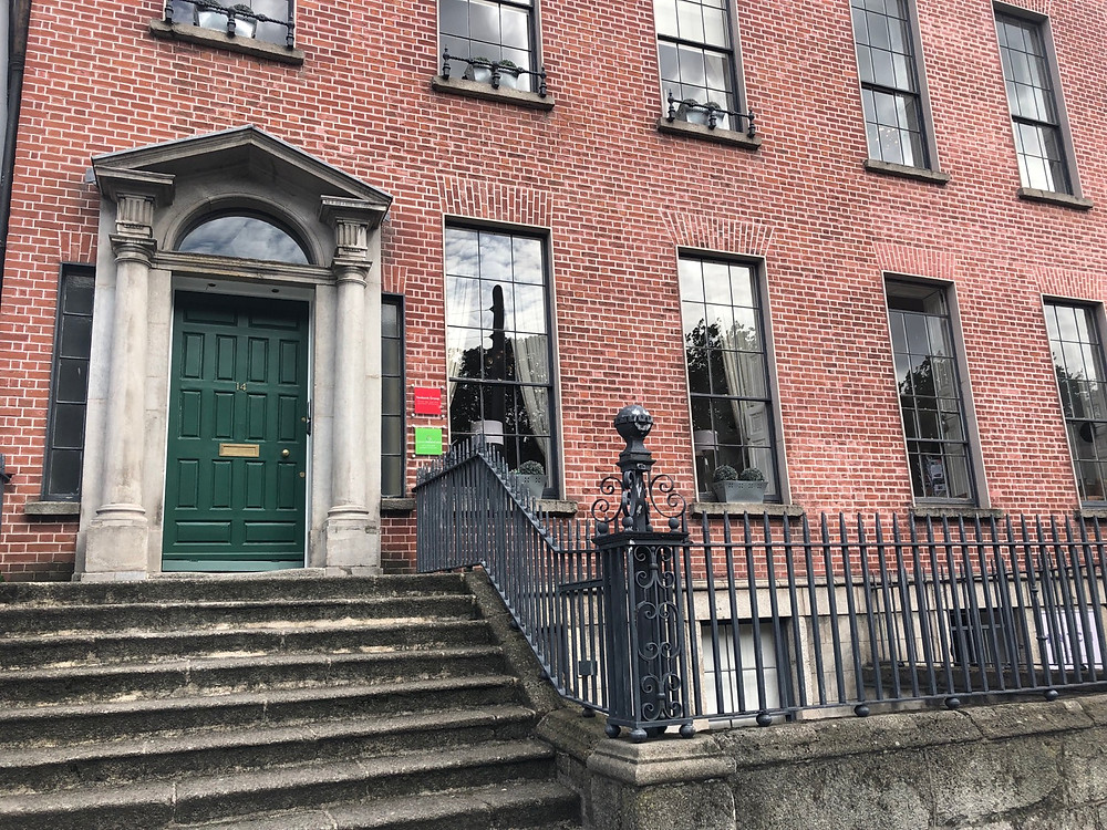 Puertas coloridas Dublin