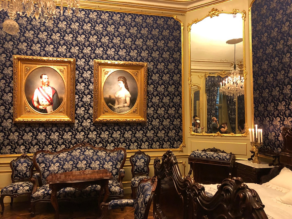Salones Palacio Schonbrunn