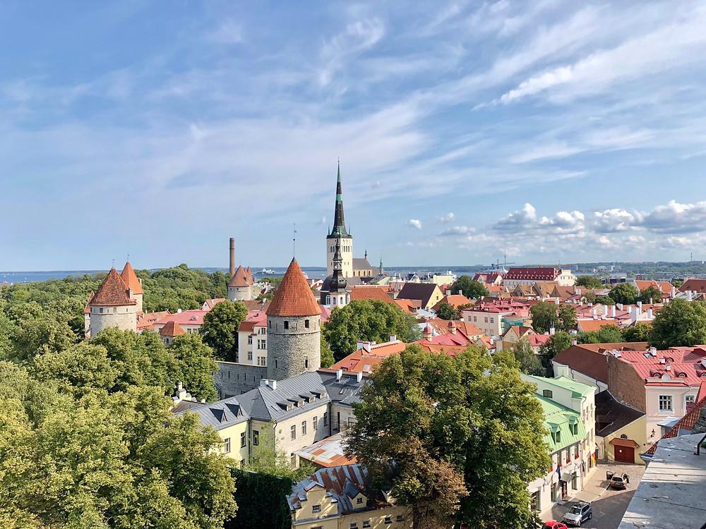 Qué ver y qué hacer en Tallin