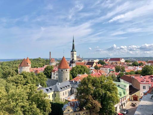 Tallin, la joya del mar báltico