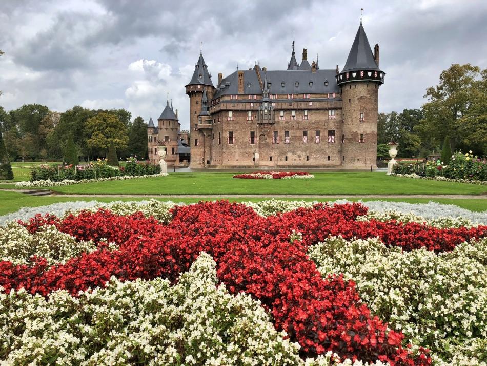 Jardines del castillo Haar Utrecht
