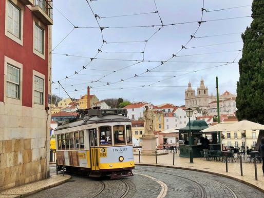 Lisboa, la ciudad de la luz