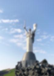 Mother Motherland Kiev Ucrania
