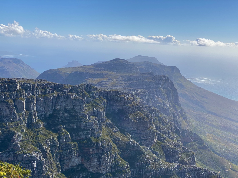 Table Mountain summit