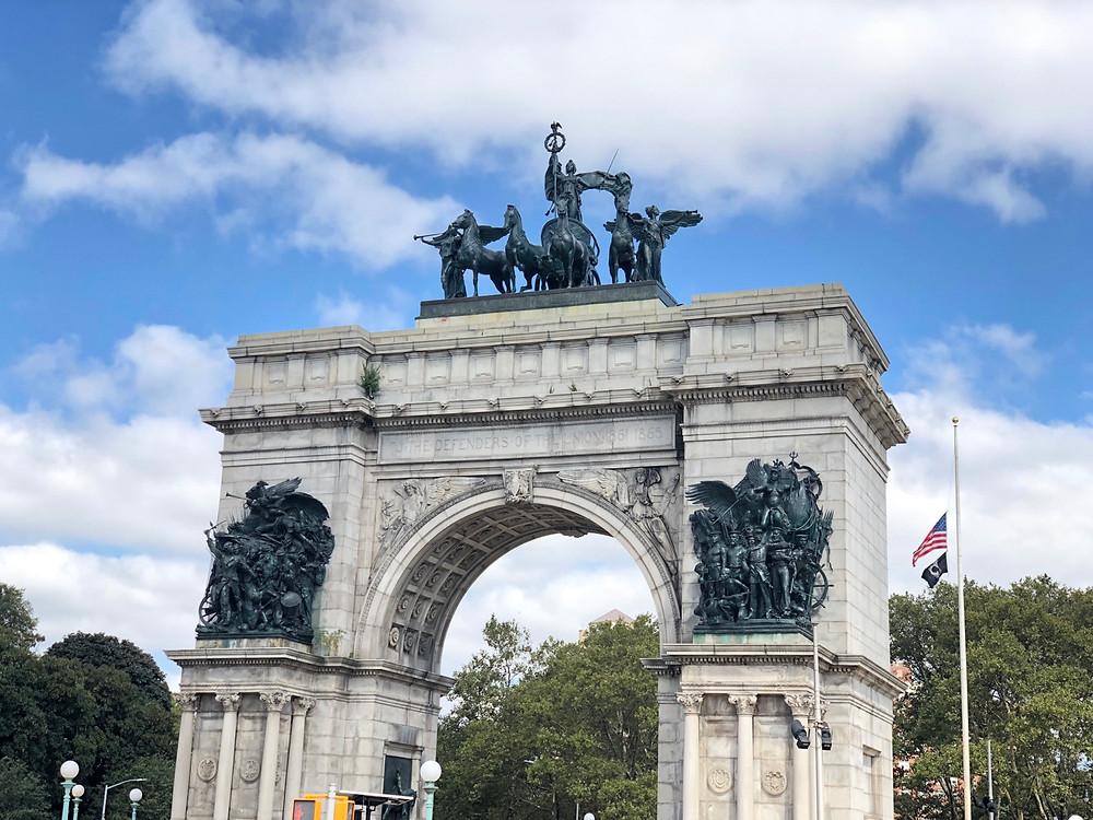 Arco de los Soldados y Marineros Brooklyn