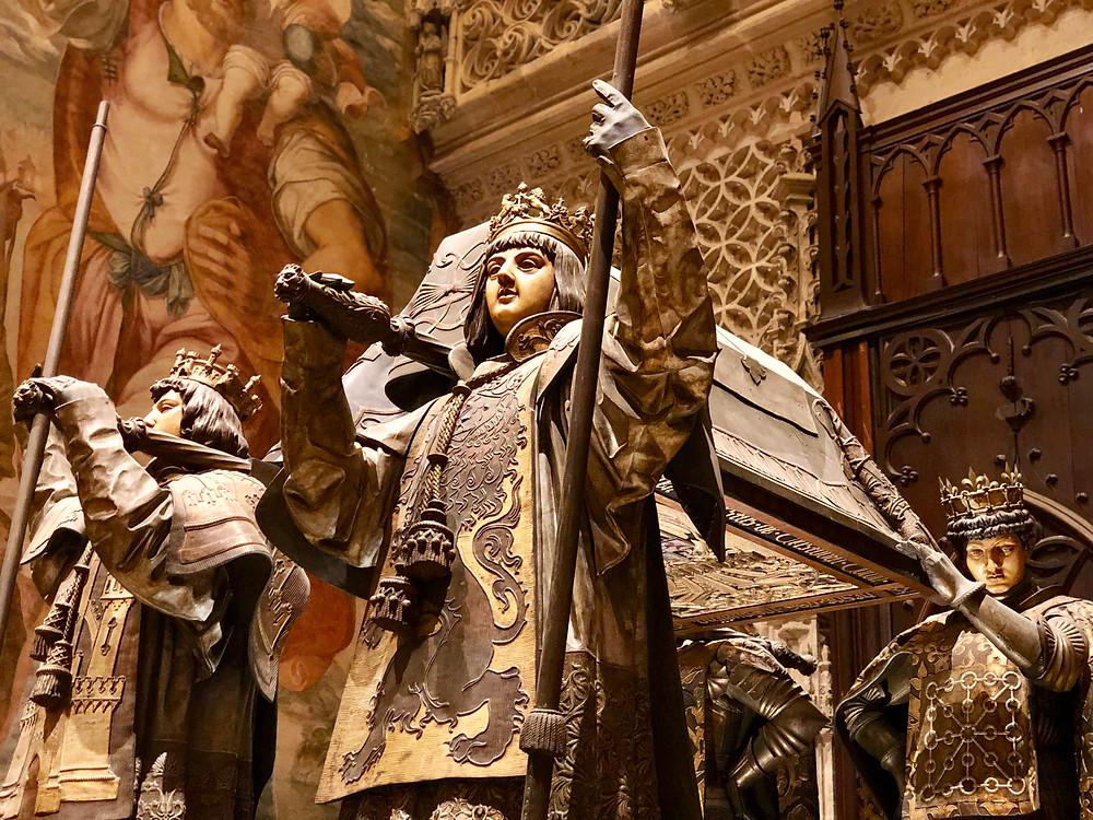 Tumba de Cristobal Colón