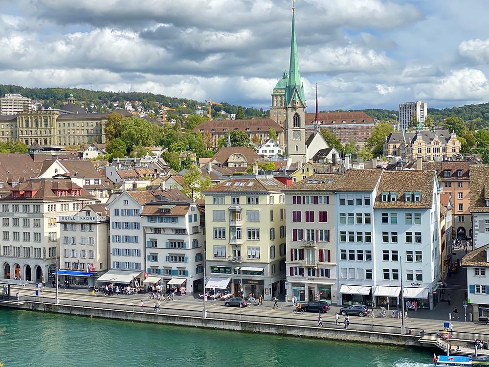 Ciudad de Zurich