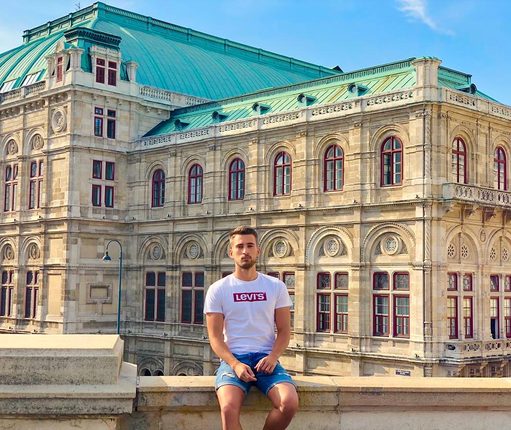 Opera de Viena fotos