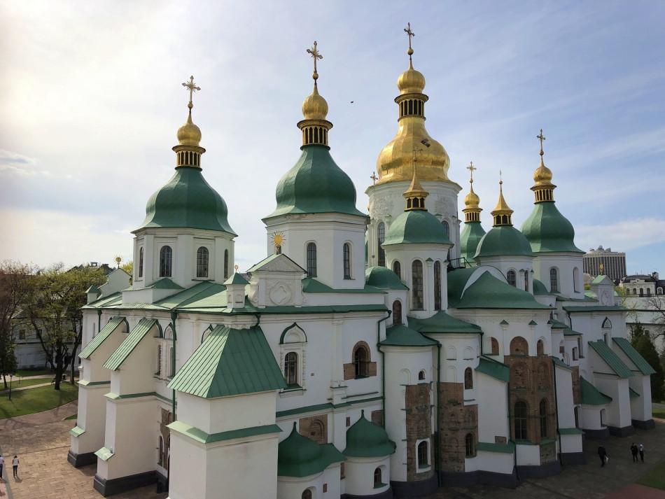 Campanario-Santa-Sofia-Kiev
