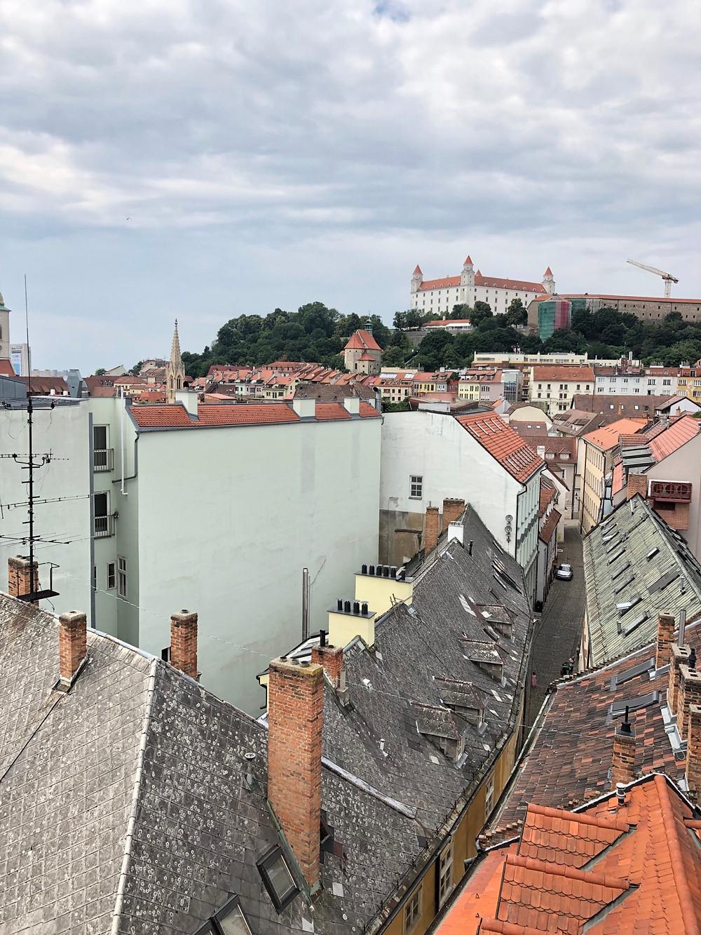 Vistas MICHALSKÁ BRÁNA Bratislava