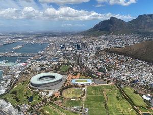 Estadio de fútbol Ciudad del Cabo
