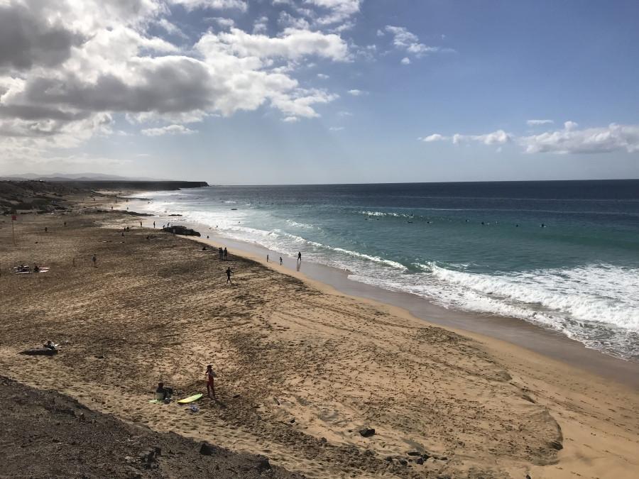 Playa del Castillo Fuerteventura