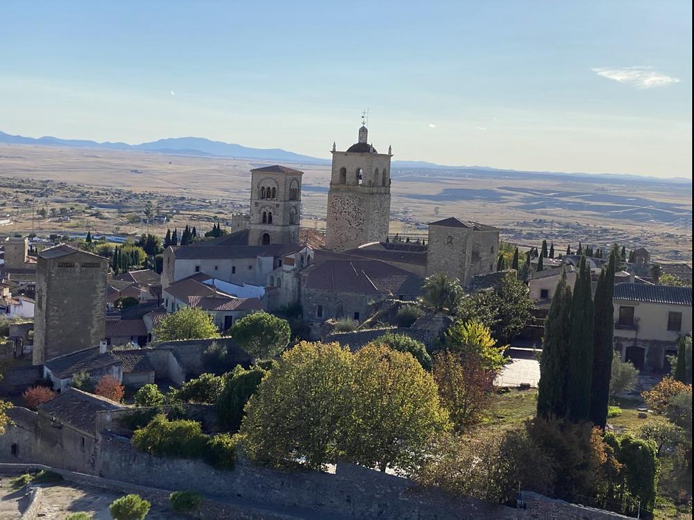 Iglesia Santa Maria la Mayor Trujillo