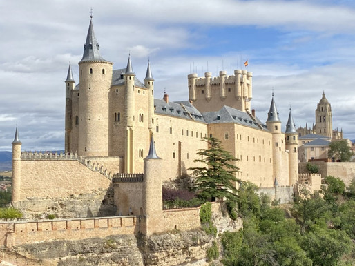 5 stunning day trips from Madrid
