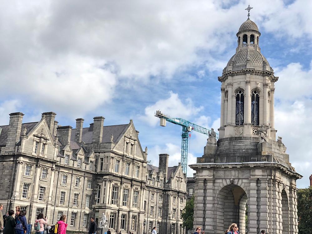 Campanario Trinity College