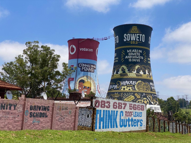 Johannesburgo, la tierra del oro