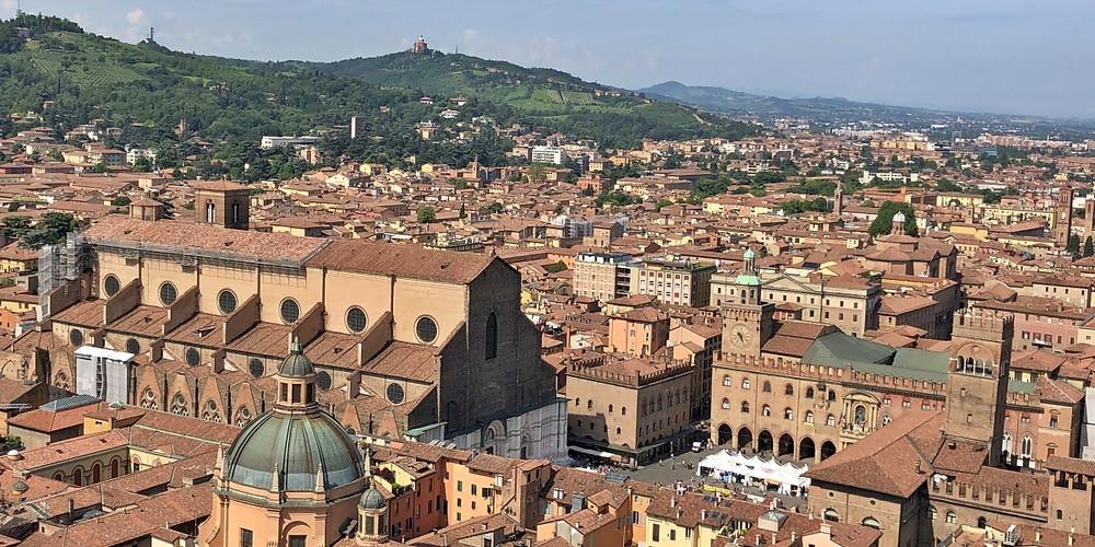 Lugares que ver en Bolonia