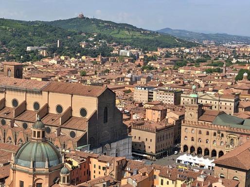 Bolonia, la ciudad de las cien torres y capital de la región italiana de Emilia Romaña