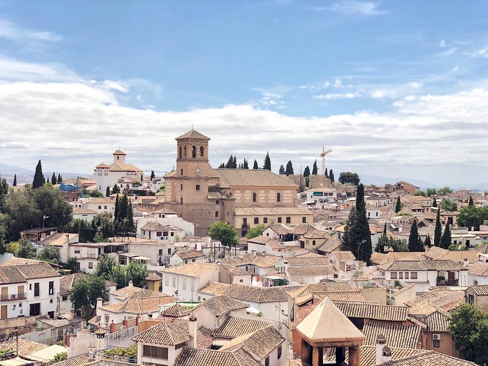 Barrio del Albaicin