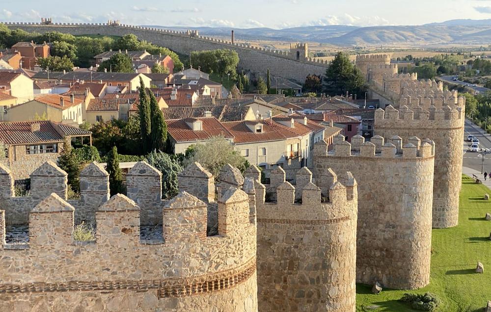 Lugares que ver en Ávila