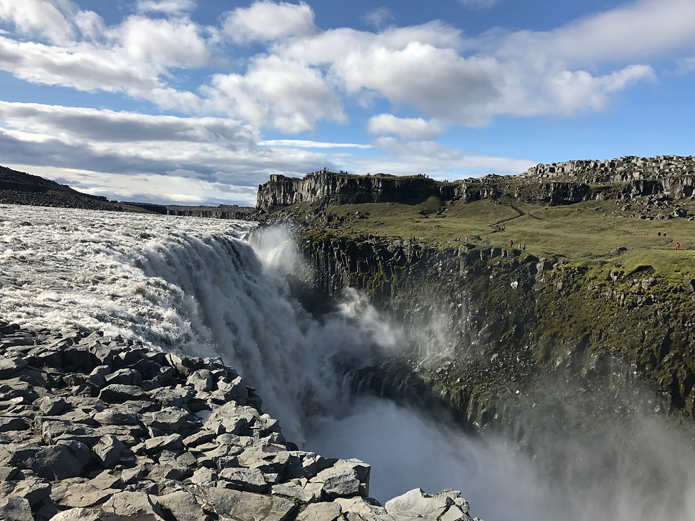 Iceland top spots: Dettifoss waterfall