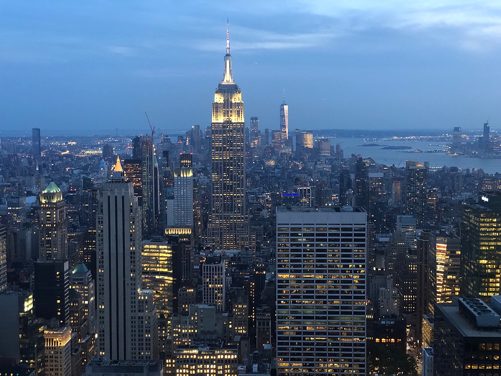 Mejores viewpoints New York
