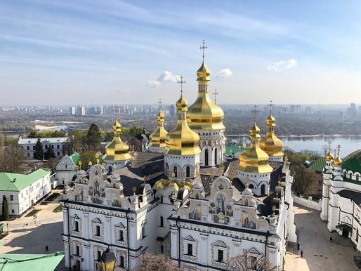 Kiev, la ciudad de las cúpulas doradas