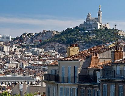 Lugares que ver en Marsella
