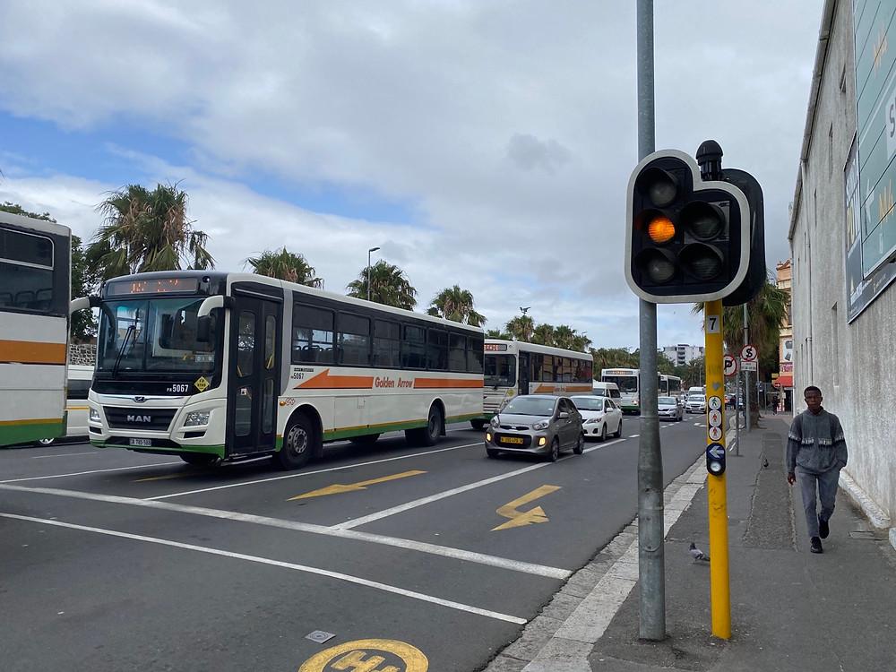 Public Transportation Cape Town