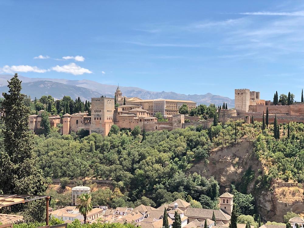 Qué ver y qué hacer en Granada