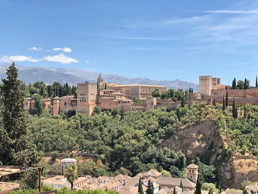 Granada, vestigios de Al Ándalus