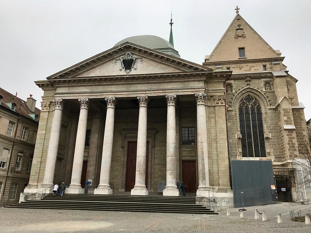 Catedral San Pedro de Ginebra