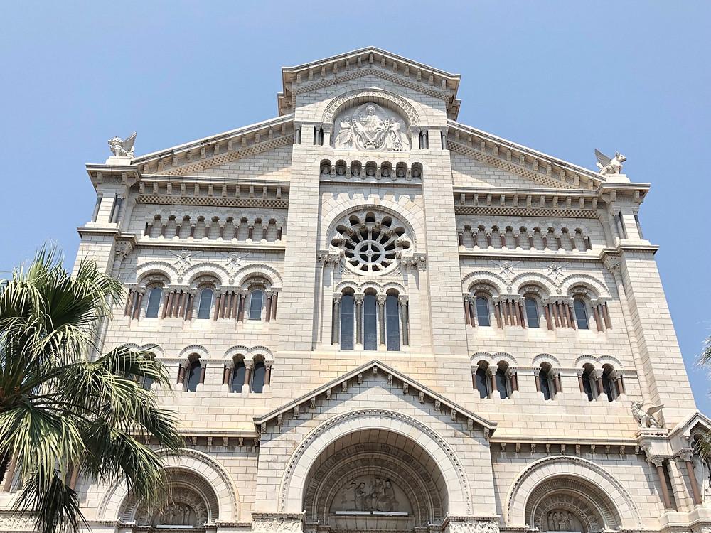 Fachada Catedral Monaco